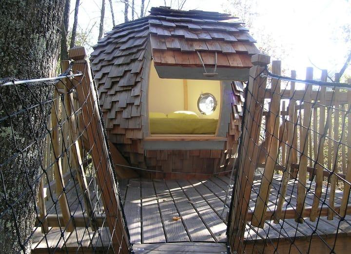 Le Lov'Nid - cabane du Domaine de Bellevue Cottage