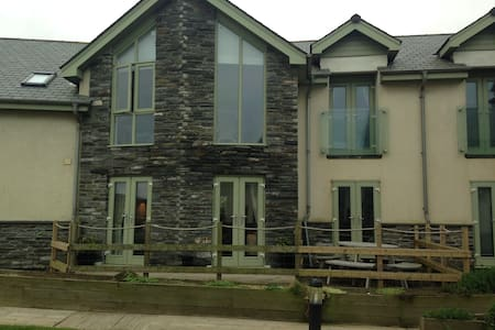 Holiday Let near Bude. Bass Cottage