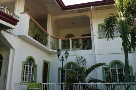 The accommodation is an apartment. - San Fernando City,La Union