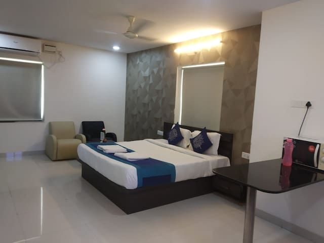 Entire space for daily base rental in kondapur