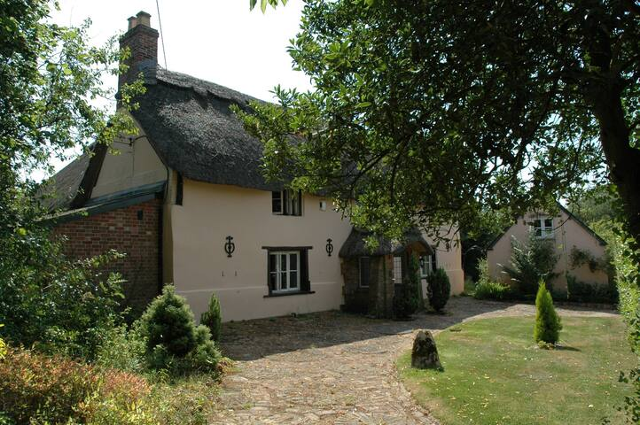 Superb thatched cottage, Dorset - Dorset - Casa