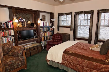 Historic mining town Eureka Utah - Eureka - Bed & Breakfast