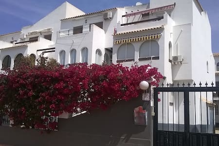 1-bedroom flat with garden and pool - Torrevieja