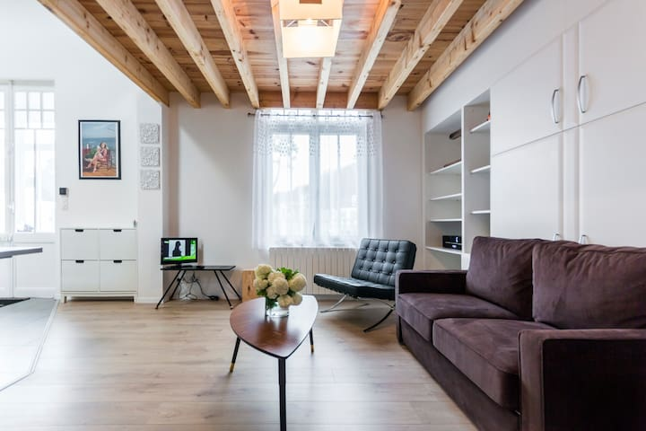 Maison de charme et design La BAULE - La Baule-Escoublac - Huis