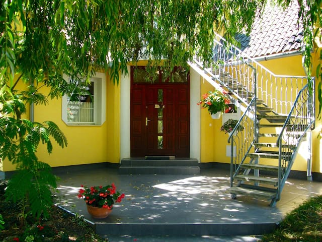 Oasis of Peace at Lake Balaton - Gyenesdiás - Apartamento