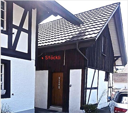 """Stöckli"", mini Bauernhäuschen - Stadel bei Niederglatt - Lain-lain"