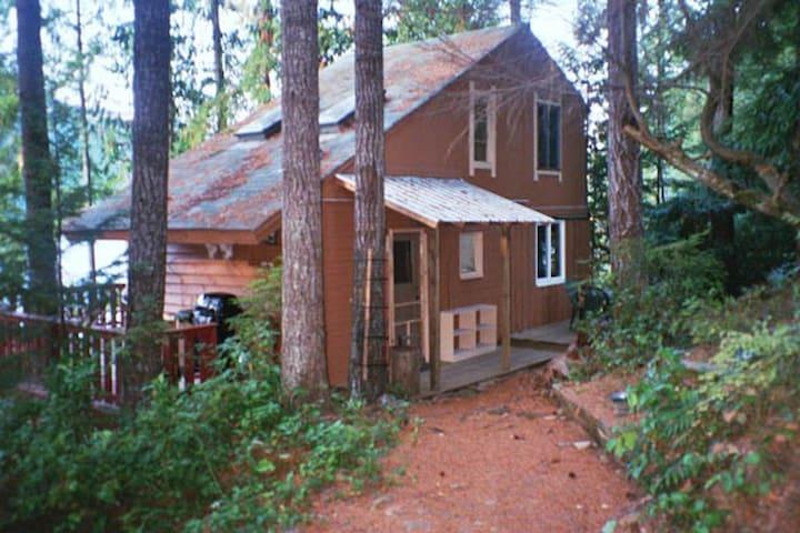 Cedar Creek Cabin - Comox-Strathcona D