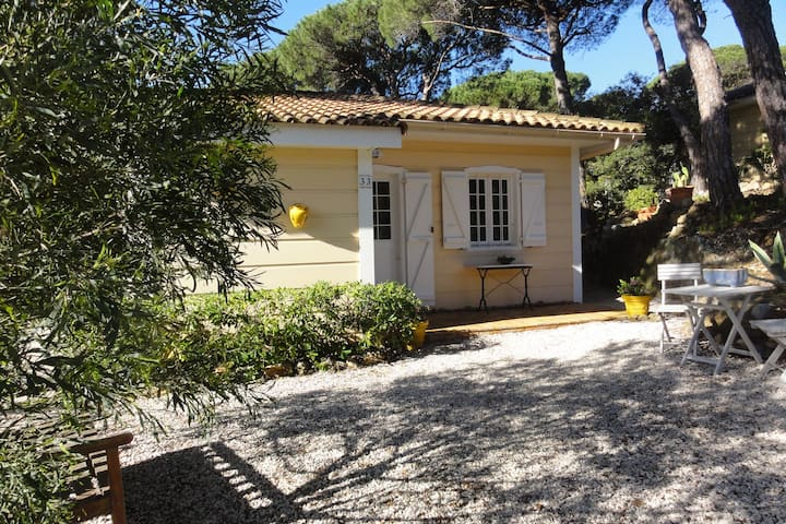 chalet in Provence near the beaches of Pampelonne
