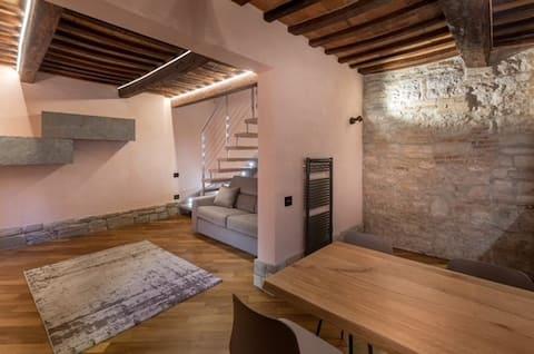 Luxury Apartment Suite Gubbio b&b