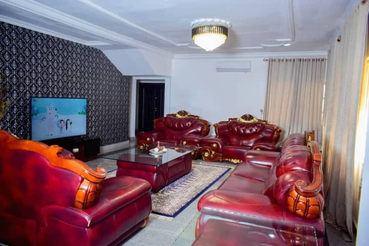 Luxury 3 Bed Apartment at AluAvenue, Nassarawa GRA