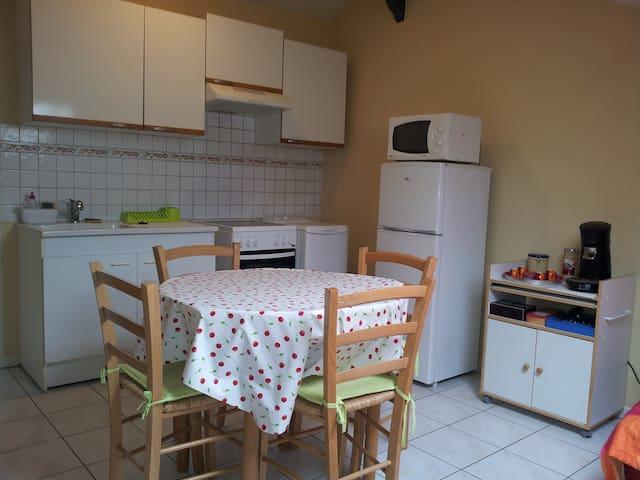 Appartement 30m² - 10min de la gare - Périgueux - Lägenhet