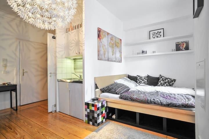 S-Mitte Apartment - Stuttgart - Leilighet
