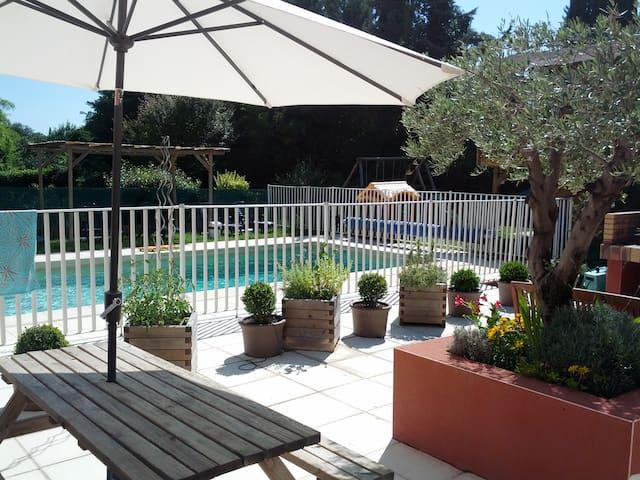 Vacances en famille au soleil - Prades-le-Lez - Apartament