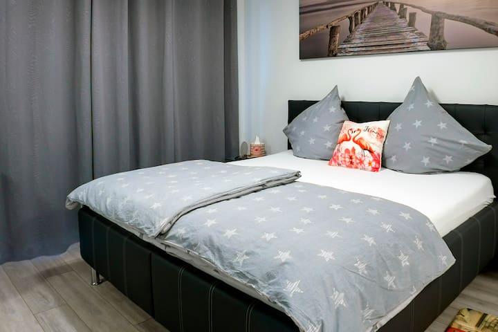 1-Zi Premium-Apartment - Im Herzen von Karlsruhe