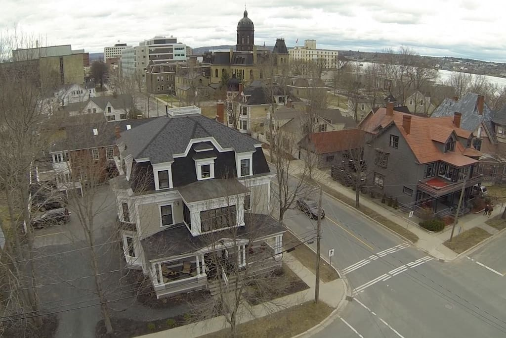 Downtown 2 Studio Fredericton Nb Apartments For Rent In