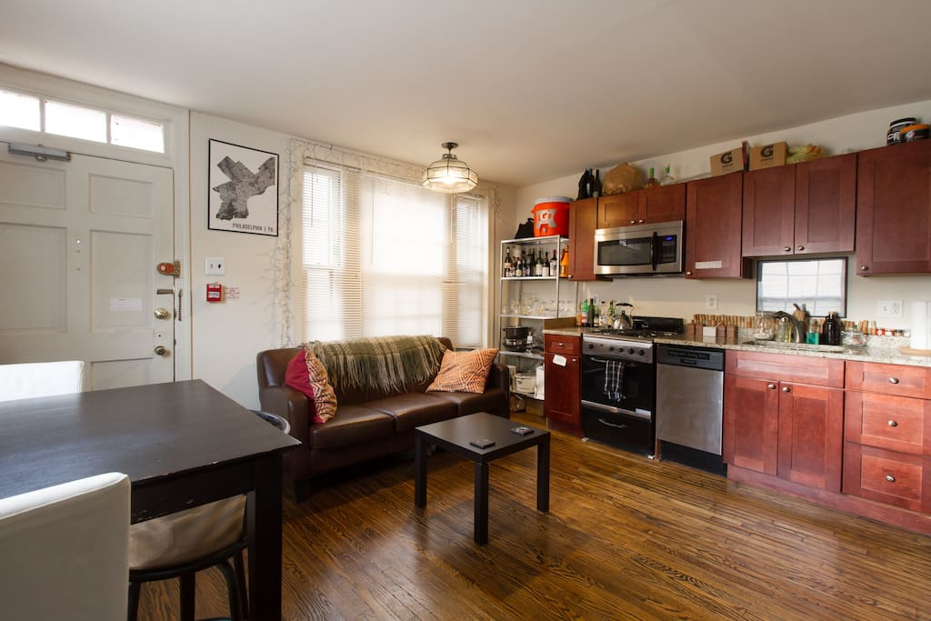 Rittenhouse Fitler Sq 1 Bedroom Apartments For Rent In