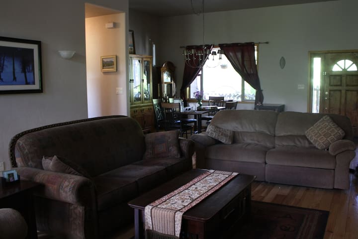 Spacious 5 bedroom home in Ouray Co - Ridgway - Talo