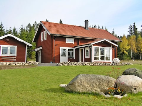 Large country house, close to the beach.