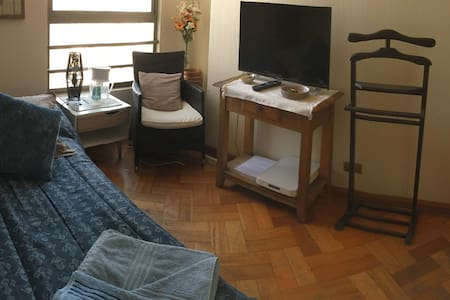 Comfortable single room - Principe de Gales metro