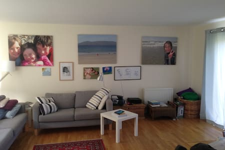 Atlantic Way hse-sleeps 9-suit 2 families Xmas/NY - Louisburgh