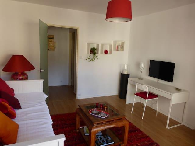 Appartement d'hôtes de charme - Alençon - อพาร์ทเมนท์
