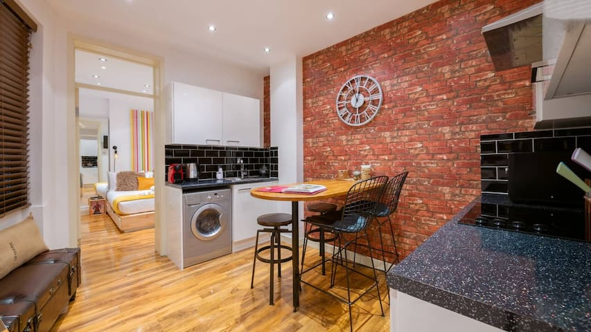 *~❤️Perfect London Stay Covent Garden Apartment~*