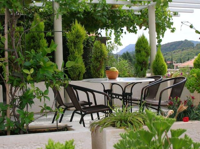 Villa Mila Studio with Terrace - Petrovac - Apartamento