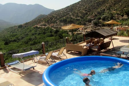 Dar Tassa - Atlas Mountain Retreat - Bed & Breakfast