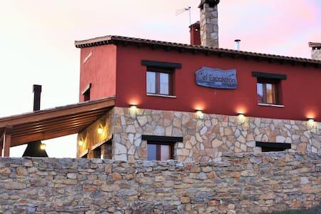 Casa Rural en la Serranía de Cuenca | El Escalerón - Uña  - 独立屋