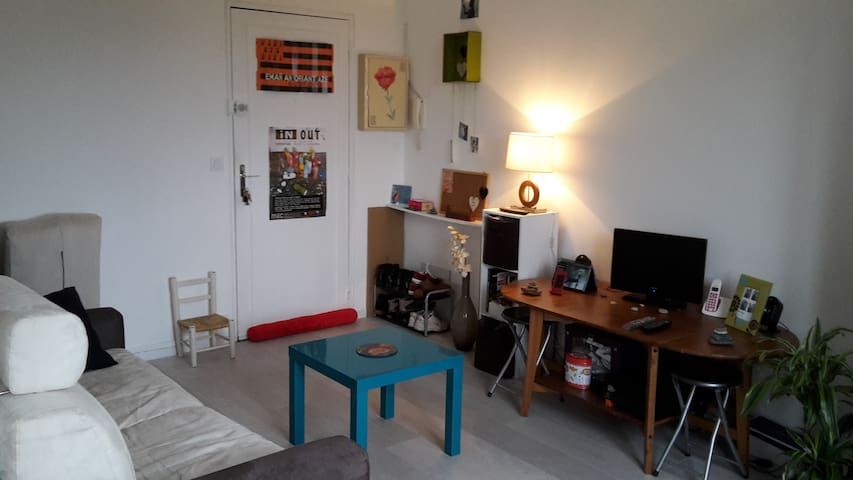 Studio proche Disney et Paris - Noisiel - Apartament