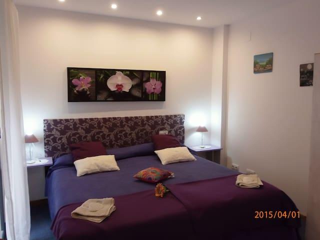 Apartamento con encanto - Valcarlos - Apartemen