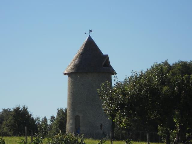 Moulin à vent de Chez Renaud - Sousmoulins - Outro