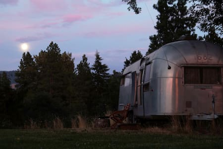 Airstream for rent in Hood River OR - Bobil