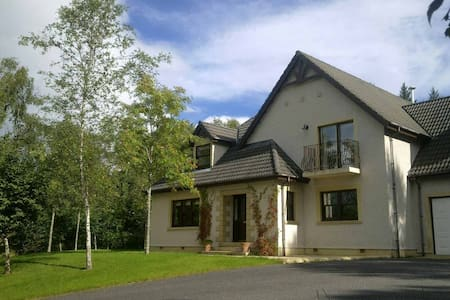 En-suite rooms close to Glen Affric - Corrimony