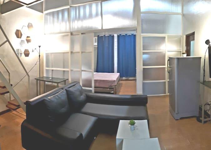 Napoville Suites with Loft, Dumaguete City Neg Or