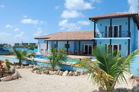 Poolvilla Cool Blue - Kralendijk