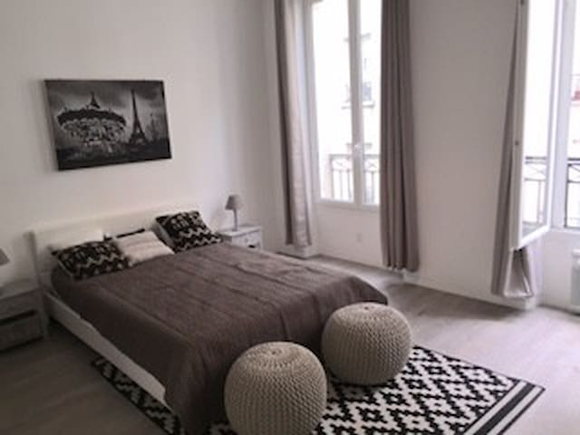 Appartement en plein coeur de Paris