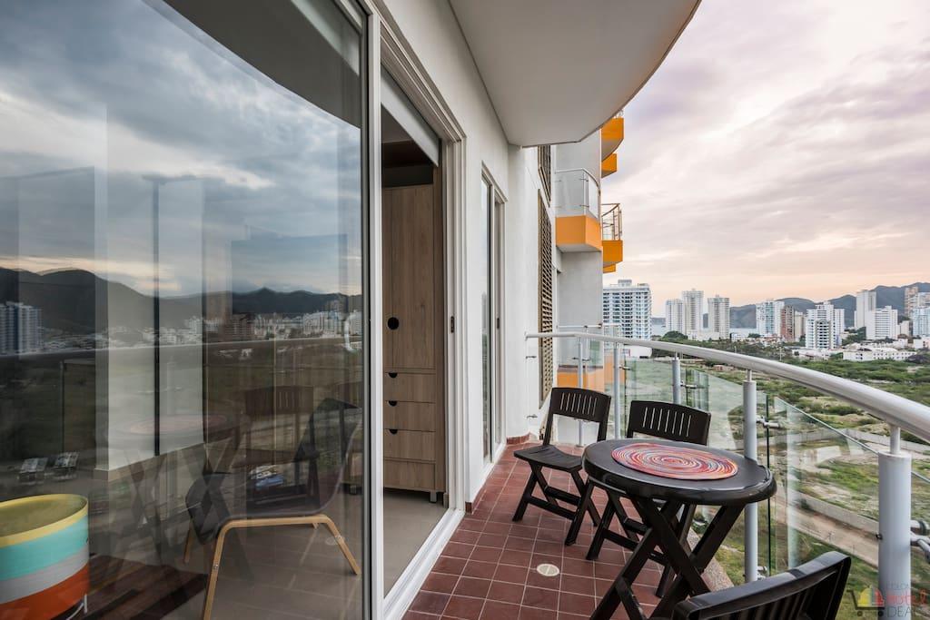 Terrace View - Vista Terraza