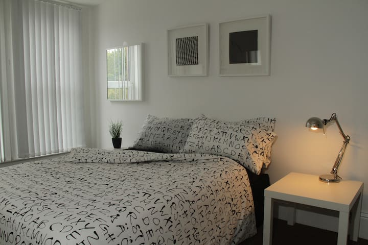Double room ensuite in heart of Middlesbrough!! - Middlesbrough