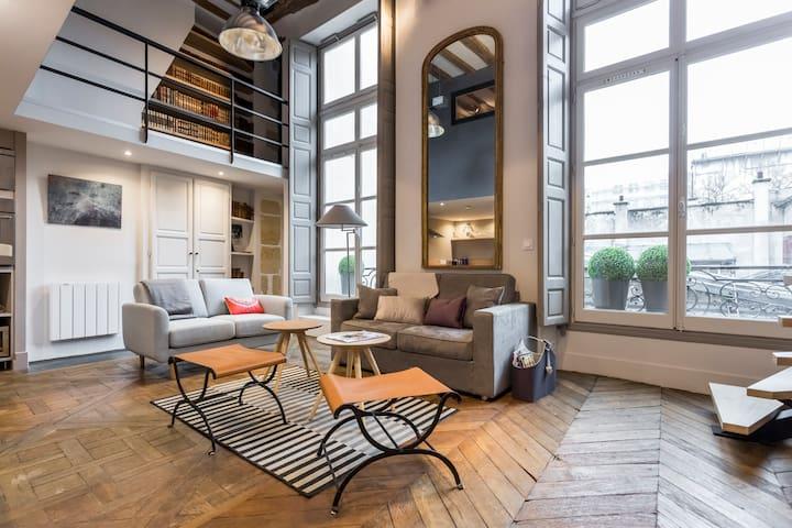 Brand New Marais Duplex