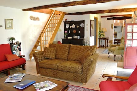 Mimosa Lodge - Morbihan, Brittany - LANGONNET - House - 2