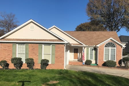 Family/work friendly & close to Greenville