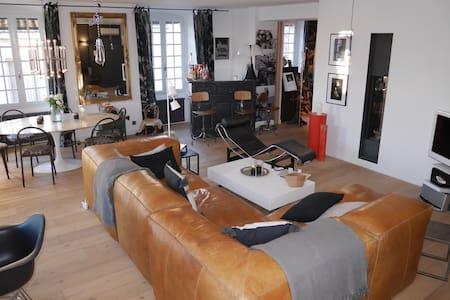 APPARTEMENT LOFT  AVEC TERRASSE - L'Isle-sur-la-Sorgue - Appartement