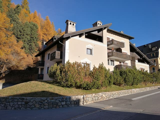 Chesa Polaschin - Silvaplana- St. Moritz