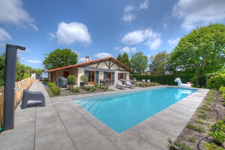 La Maison Aquitaine luxueus huis met prive zwembad