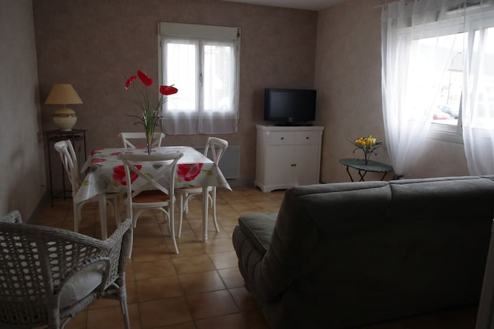 f2 centre village etape - Villers-Bocage - Appartement