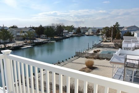 BYOB Bay View (Bring your own Boat) - Long Beach Township - House