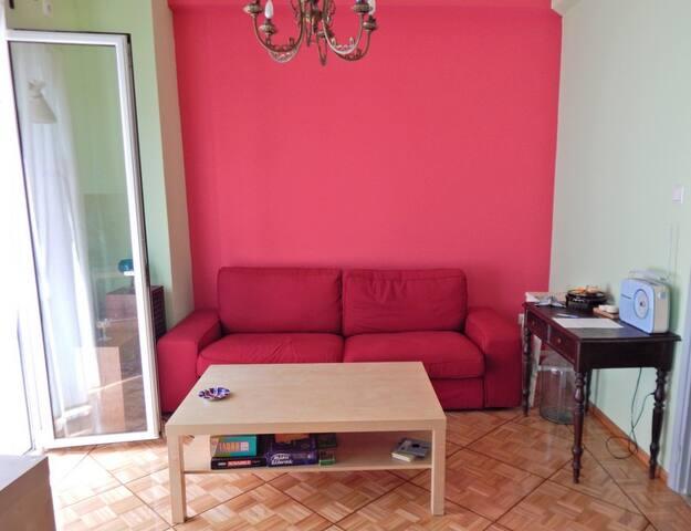 Funky and cozy renovated house near the sea! - Nea Smirni - อพาร์ทเมนท์