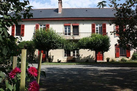 family room near Lourdes (15km) - livron