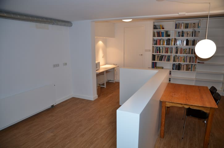 Spacious modern loft - Bilthoven - Appartamento